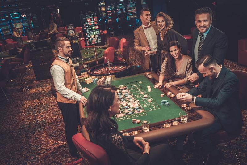 熱狂するカジノ
