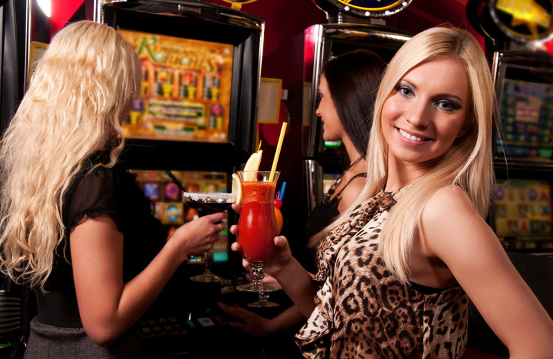 カジノを楽しむ