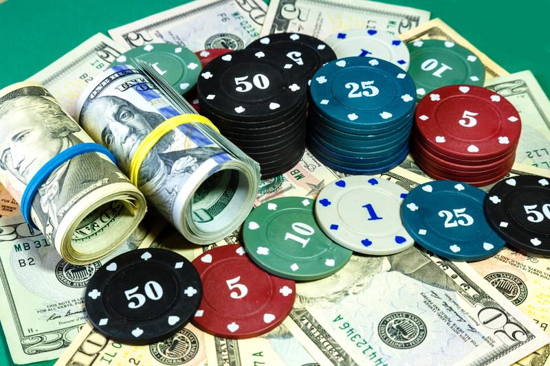 カジノで稼ぐ